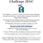Stewards of Children Challenge, Childrens Advocacy Center