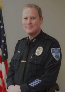 Ashland, Oregon Police Chief, Tighe O'Meara